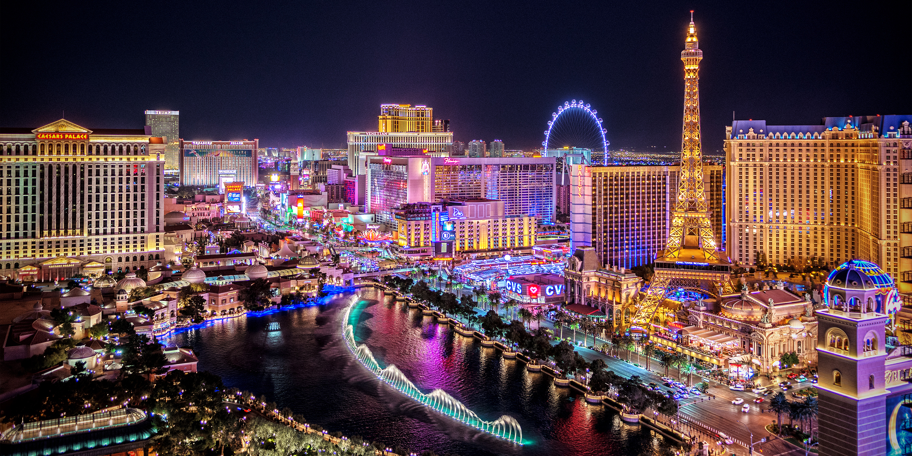 The Best Deals in Las Vegas for an Affordable Trip  Via