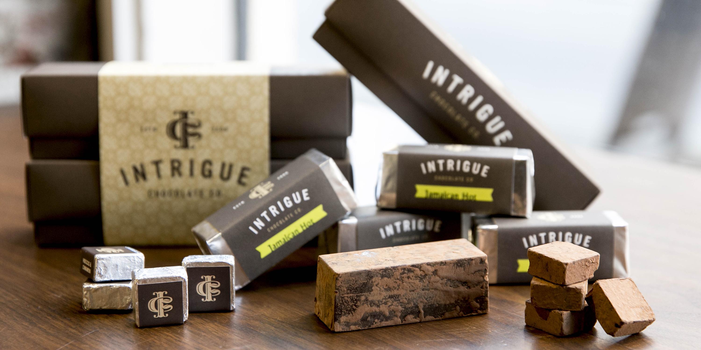 Splurge Worthy Artisanal Chocolate Via
