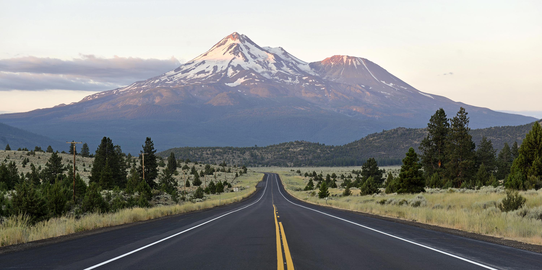 Mt Shasta Ca >> Mt Shasta California Groovy Weekender Via