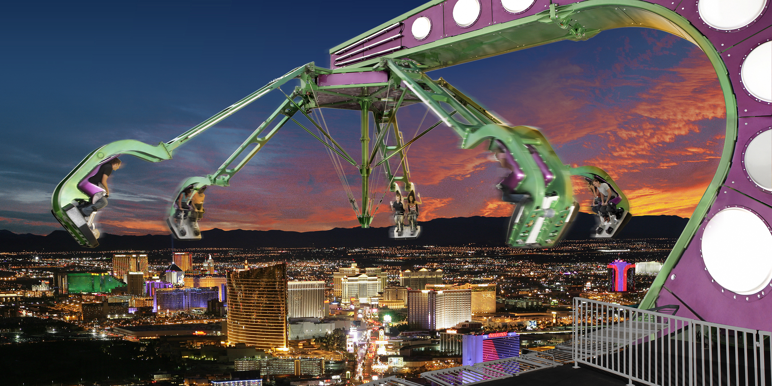 Las Vegas City Guide Where To Go On And Off The Strip Via