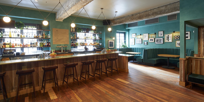 5 Secret Bars in San Francisco's Union Square   Via