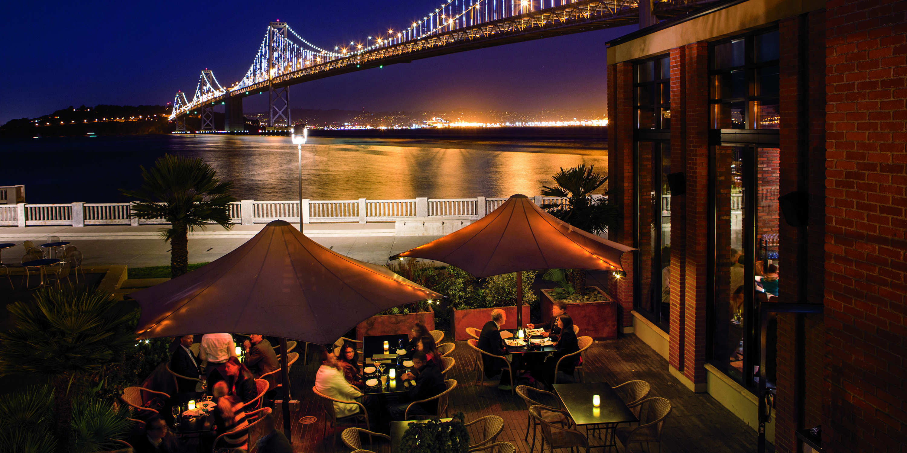 Favorite Restaurants With A View Via