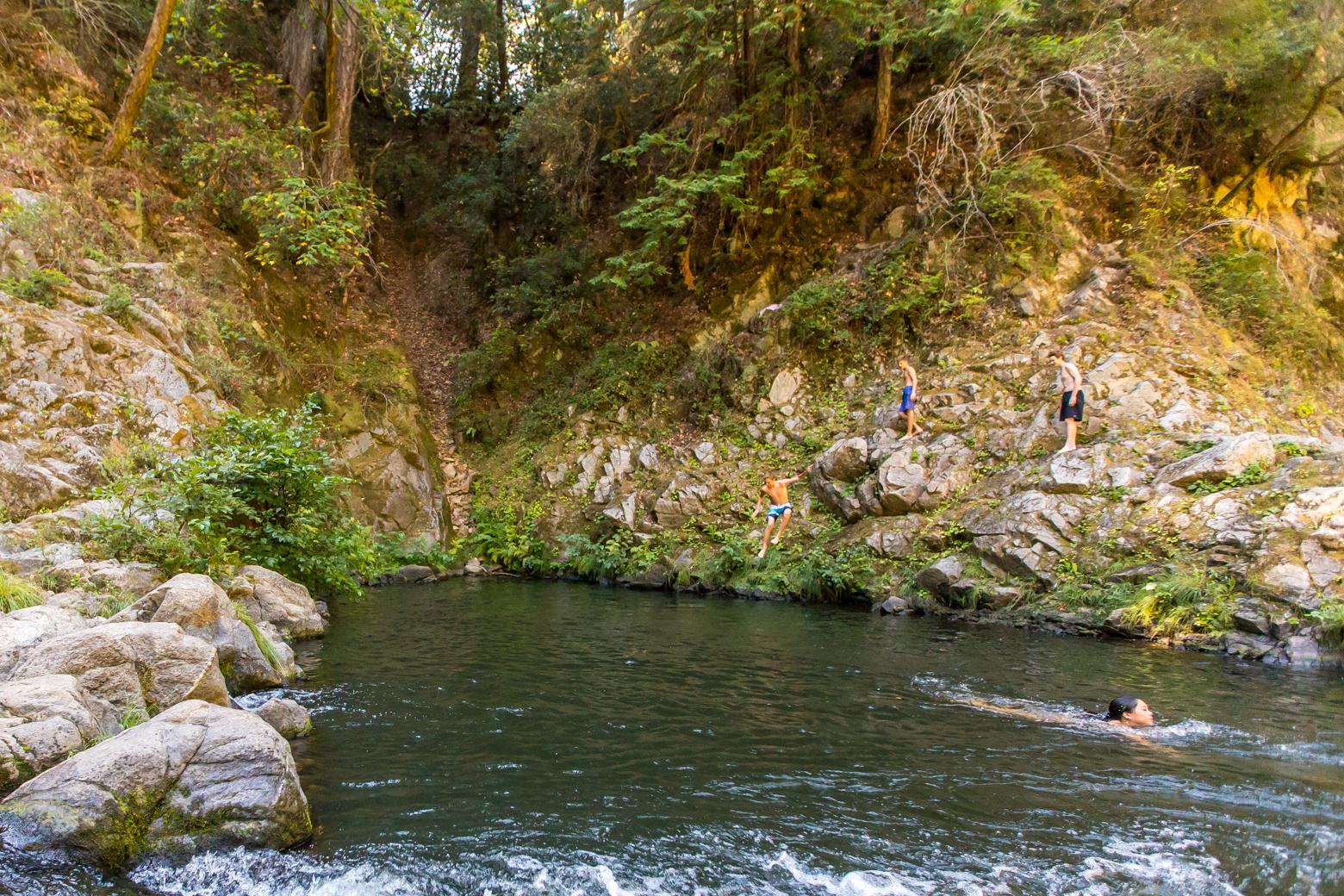 Hidden Santa Cruz Nature Spots Via