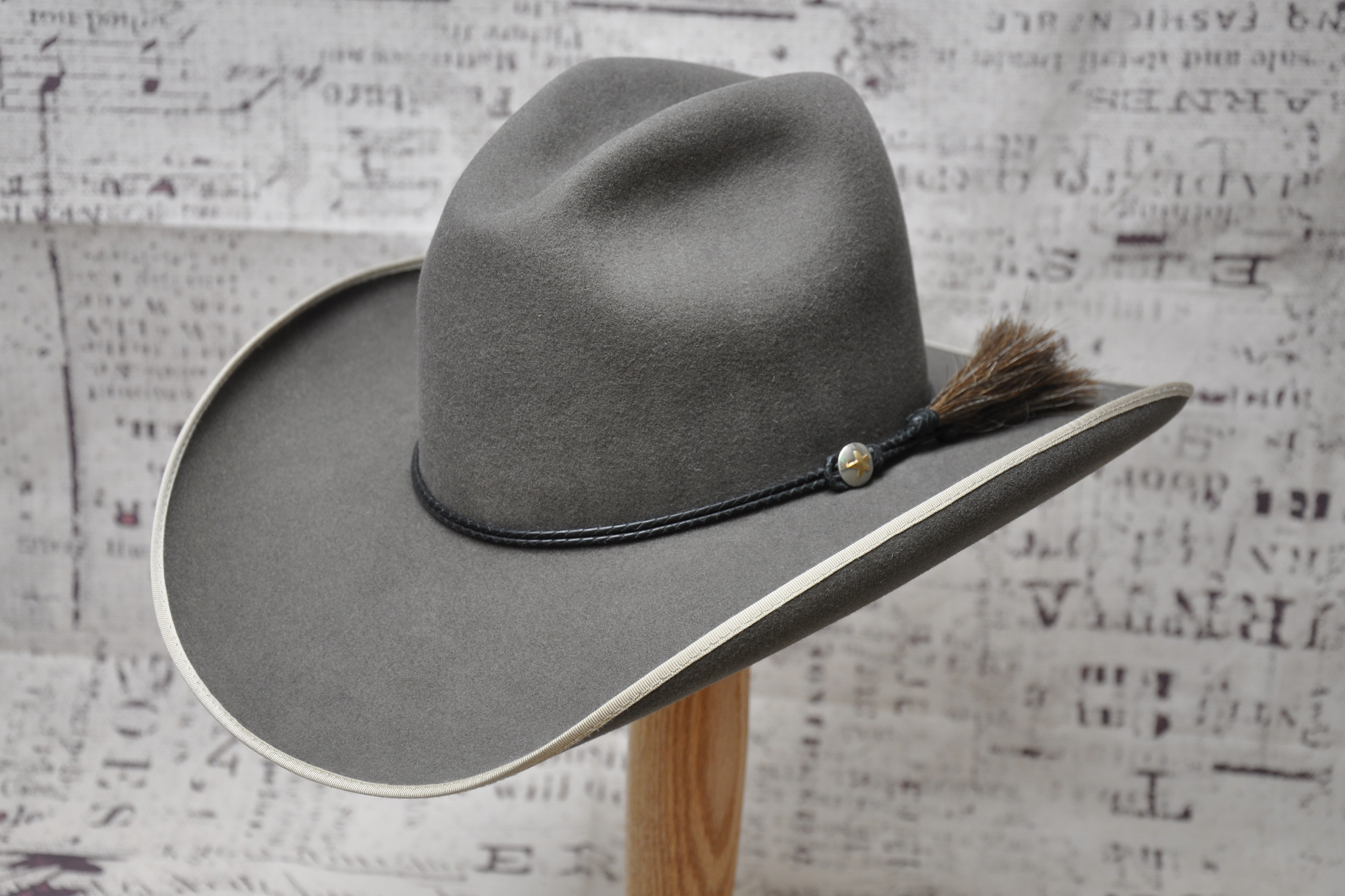 66ded7240 Where to Buy Authentic, Custom Hats in the West | Via